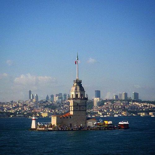 آخر يوم في رمضان تركيا اسطنبول Ramadan  istanbul Kizkulesi