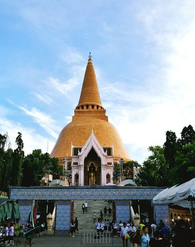 Architecture Built Structure Travel Destinations Thailand Temple Building Buddhism Temple Buddha Temple Buddism Buddhism Culture Buddhist Temple In Thailand