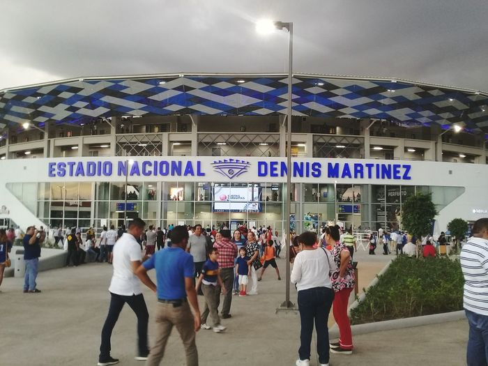 Sport Stadium Adult Sports Event  Competition Day Nature Scenics Nicaraguas Bonitas Architecture Adult Fan - Enthusiast People Beisbol Estadio Dennis Martínez Estadio Dennis Martinez, Nicaragua Managua Nicaragua Estadio Beisbol