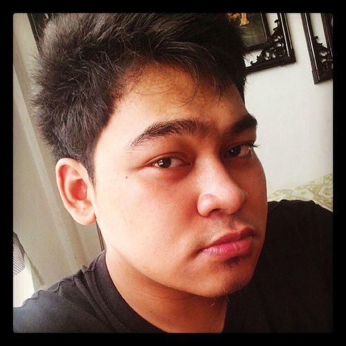 Selfie powhz! Hahahahaha!! WalangBasaganNgTrip Winkwink