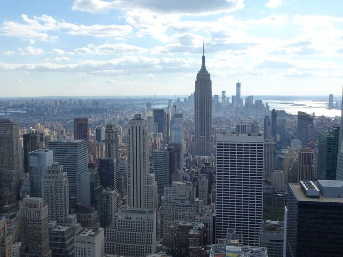 Big Apple Big Apple View New York City New York City Photos New York Skyline  Nice Scene Nice View In New York City Rockefeller Center Beautiful Scene From Rockefelller Building Us United States Big City High Angle View High Rise Buildings In New York City NYC NYC Photography Travel Destinations A Must Go Place Blue Sky Relaxing Moments Hello World Summertime Beautiful View Beutiful Moments.  Memorable Experience