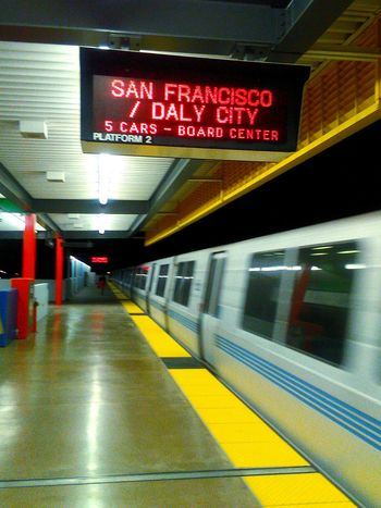 My Commute Bart Station