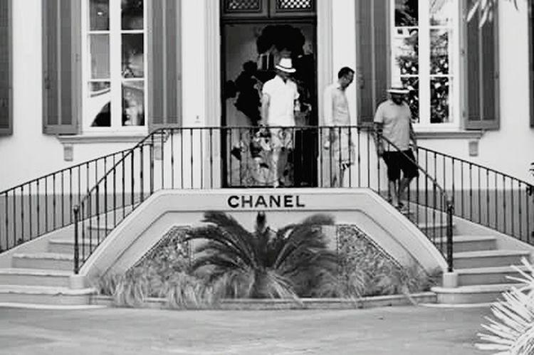 Le luxe de Saint-Tropez 👠👓💳 CHANEL