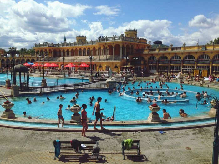 The Budapest baths Baths Relaxing Spa Budapest
