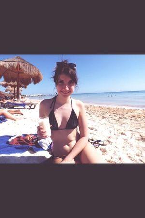 H O L I D A Y S bb Thats Me  Cancun Farniente February2015