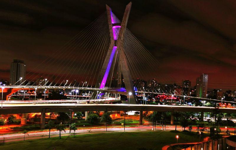 Bridge in São