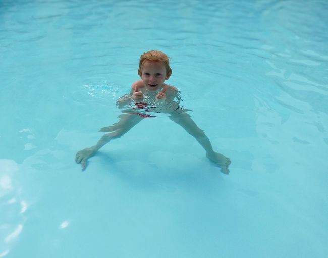 EyeEm Selects Water Swimming Child Swimming Pool Full Length UnderSea Childhood Underwater Blond Hair Beauty Children Swimwear