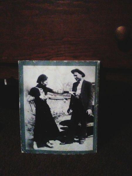 Lieblingsteil Two People True Gangsters Bonnie&Clyde