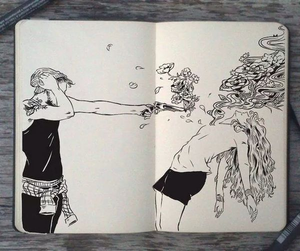 Hurt Love Relationship Alternative