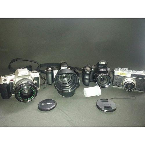 Photography Minolta Sony Meikai cybershot quantary