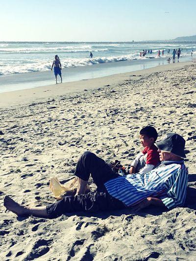 Ocean Beach San Diego Fathersday Beachphotography Beach Life Beach Portrait