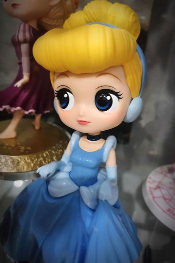 So cute ~~~~ Cinderella Qpocket Princess Cute Model