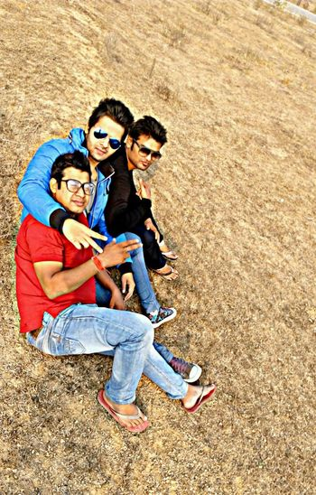 Friends for life.. Indian Men Friends Friendsforlife Goodlookingman Street Fashion Allahabad Hottie Striking Fashion Hot Dude Safejohny Models Sunglasses SWAG ♥ Glamorous  Macho HERO Bollywood