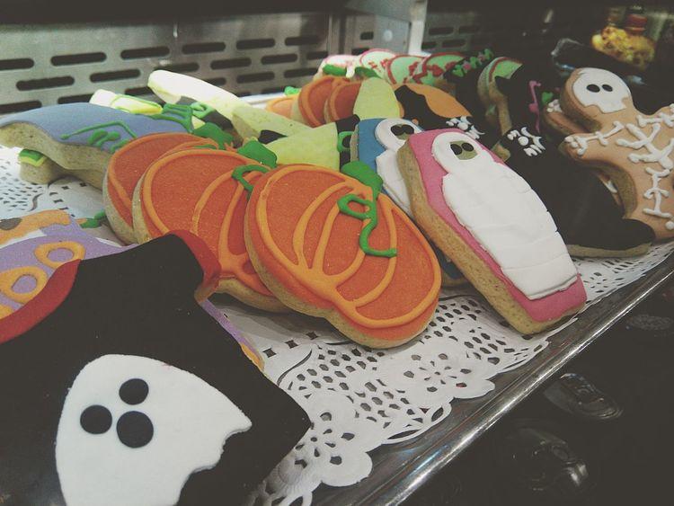 Cookies Halloween HalloweenCookies