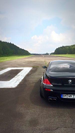 Bmw Mpower Bmwmotorsport Bmwm6 Airport Race Eisenmann