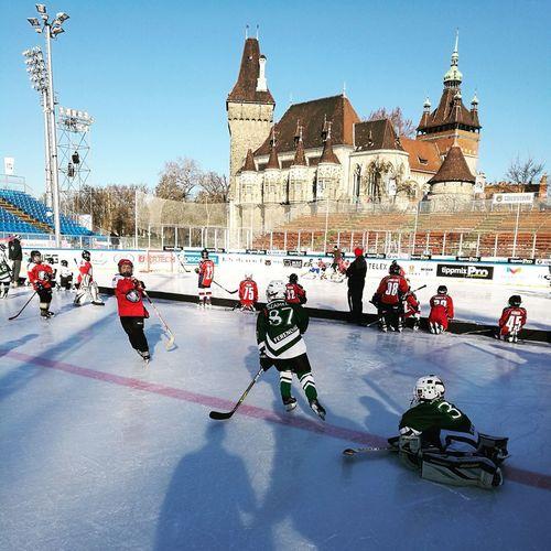 Ice Hockey Winter Sport Ice Rink Winter Snow People Day Outdoors Celebration Coach