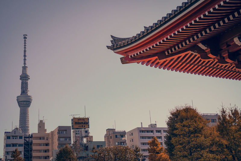 Old meets new at Sensoji Temple, Tokyo Japan. Architecture Skyscraper Sky Travel Destinations Built Structure City Building Exterior Urban Skyline Downtown District Outdoors Modern Cityscape Sunset No People Day Sensoji Temple  Sensoji Sensoji 浅草寺, Sensōji Japan Japan Photography Japanese  EyeemPhilippines EyeEmPhilppines Eyeemphillipines EyeemPhilippines Mobilephotography Eyeem Philippiness