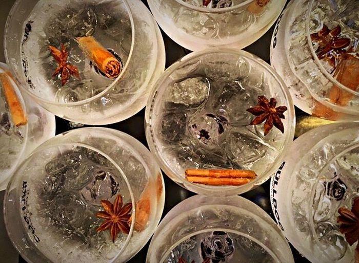 Detodounpoco San Mateo Cuenca, Spain Gin #tonic Gin Tonic