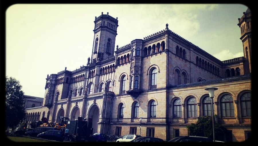 #Uni #Hannover #Leibniz