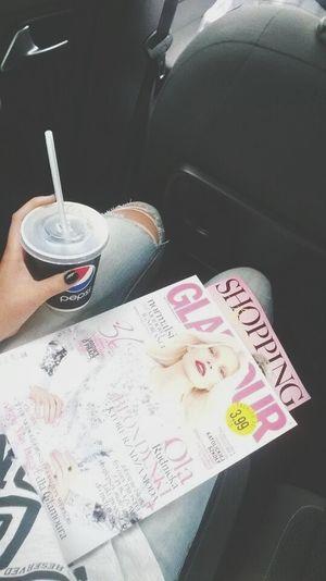 Glamour Pepsi Polishgirl Legs