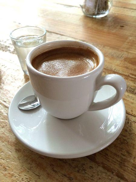 Espresso Coffee Strong Coffee Relaxing Eyeem Coffee