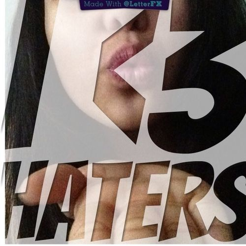 I <3haters