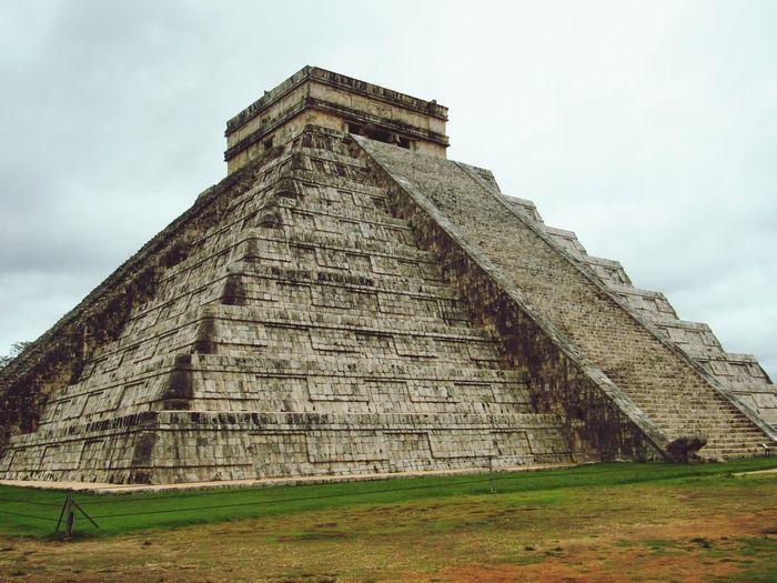 Photo taken in Chichén-Itzá, Mexico