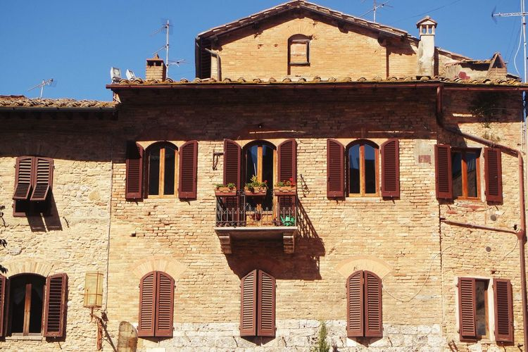 Architecture Architecture Building Exterior Built Structure Historical Building History Architecture Italia Italy Medieval Medieval Architecture Outdoors San Gimignano Toscana Toscany