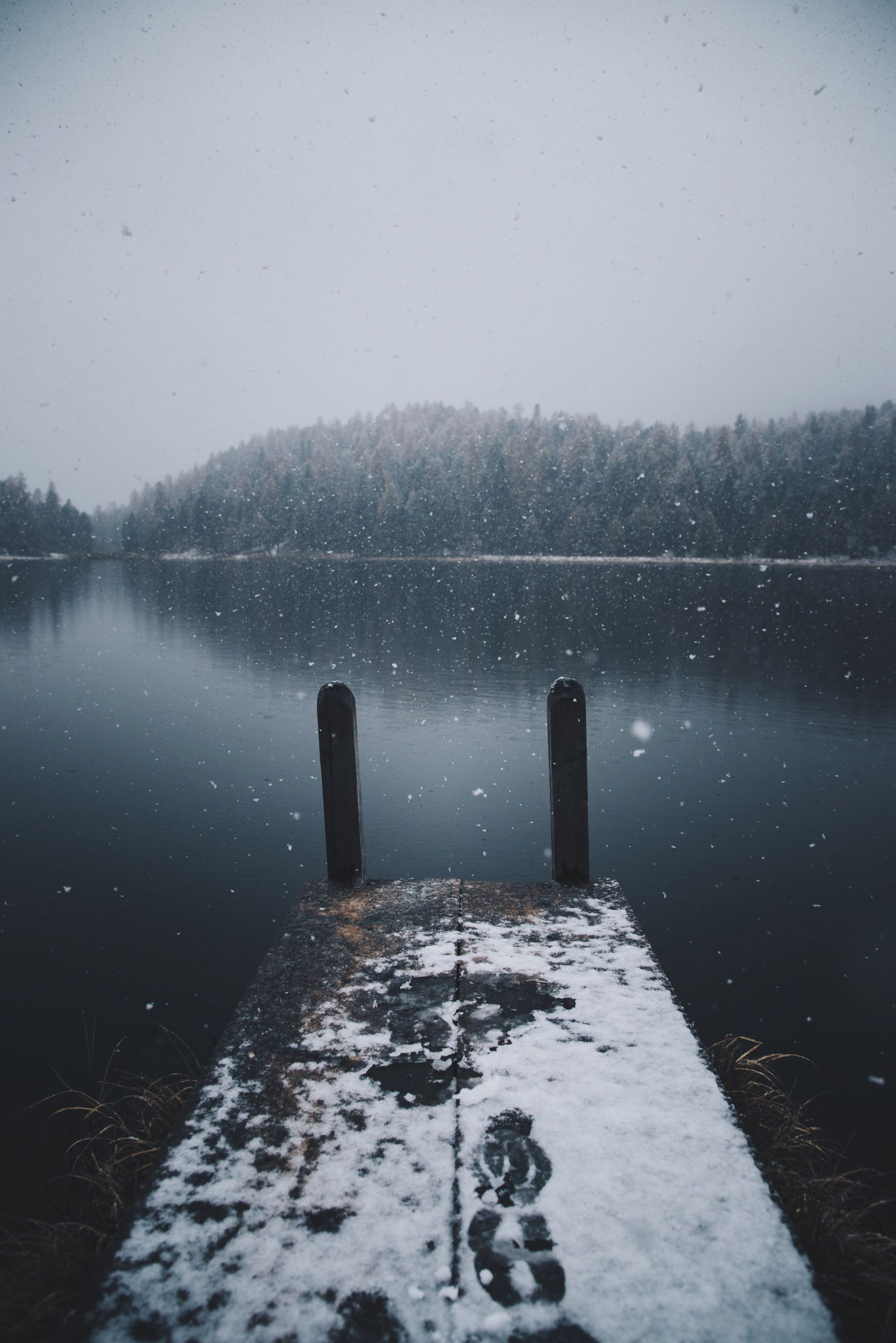 water, weather, nature, lake, outdoors, no people, cold temperature, day, wet, sky, winter, snow, architecture