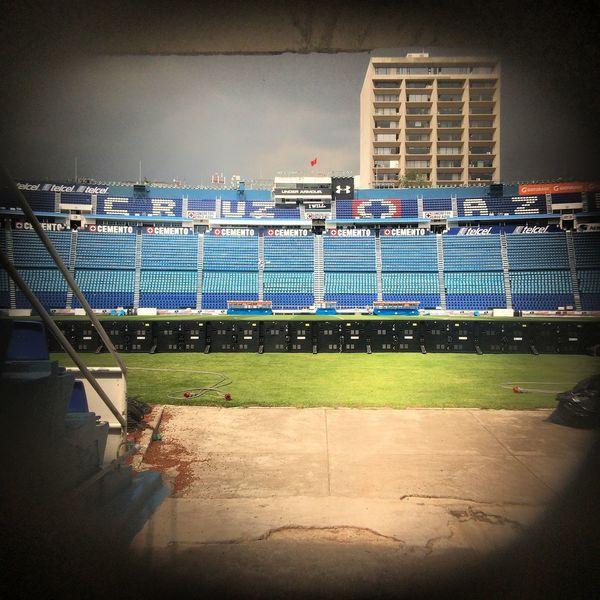 Stadium Open Edit OpenEdit Mexico City Futbol Cruz Azul Estadio Azul Estadio Estadioazul