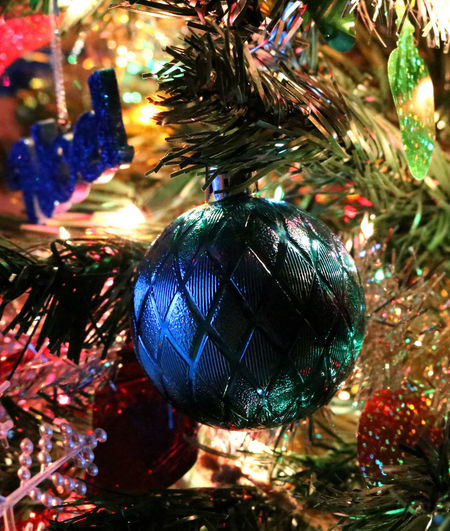 Christmas Christmas Decorations💙❤️ Bauble Blue Christmas Blue Christmas Ball Blue Christmas Tree Blue Ornaments Celebration Celebration Event Christmas Christmas Bauble Christmas Decoration Christmas Lights Christmas Ornament Christmas Ornaments Christmas Tree Close-up Cultures Decoration Hanging Holiday Holiday - Event Illuminated Indoors  No People Tradition Traditional Festival Tree