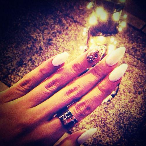 KaenJapanesenail Nails Gold