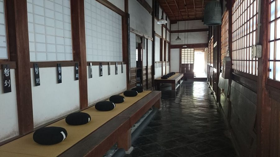 No People Japanese Culture Japanese Temple Japanesetraditional Japan Japan Photography Zen Zazen Law Window Architecture
