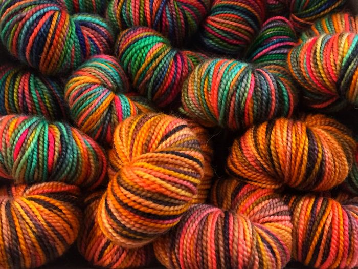 Yarn I Colorful Color Yarn Balls Yarn Full Frame Backgrounds Multi Colored Wool No People Textile Large Group Of Objects Ball Of Wool Creativity Thread Art And Craft