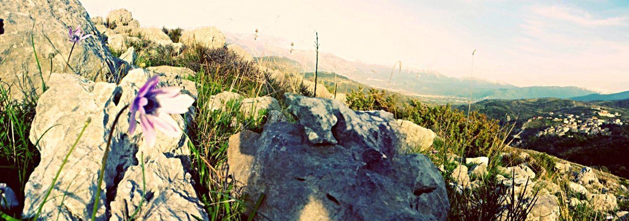 Prezza Mountains Italy