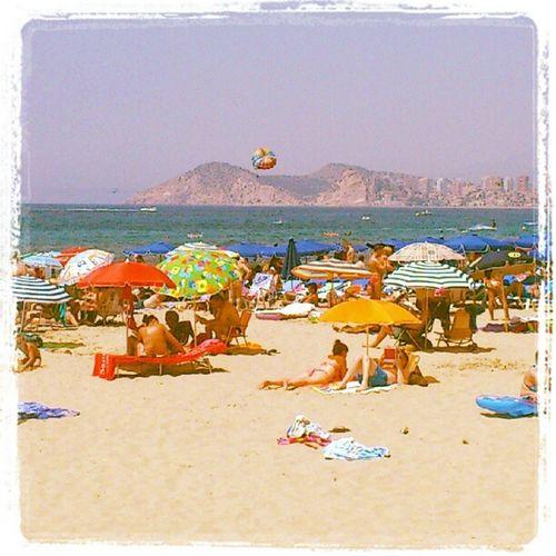 Look at the #beach restaurantsence you bet it's hot Beach Thisismybeach