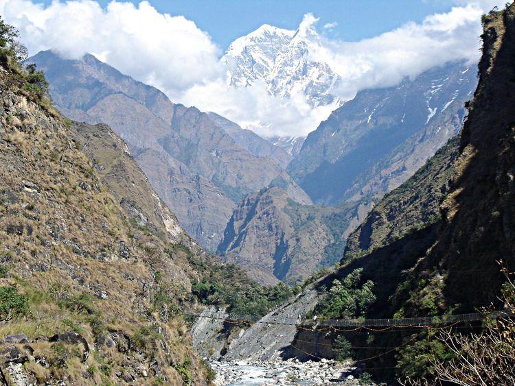 The Explorer - 2014 EyeEm Awards Nepal Travel Himalaya