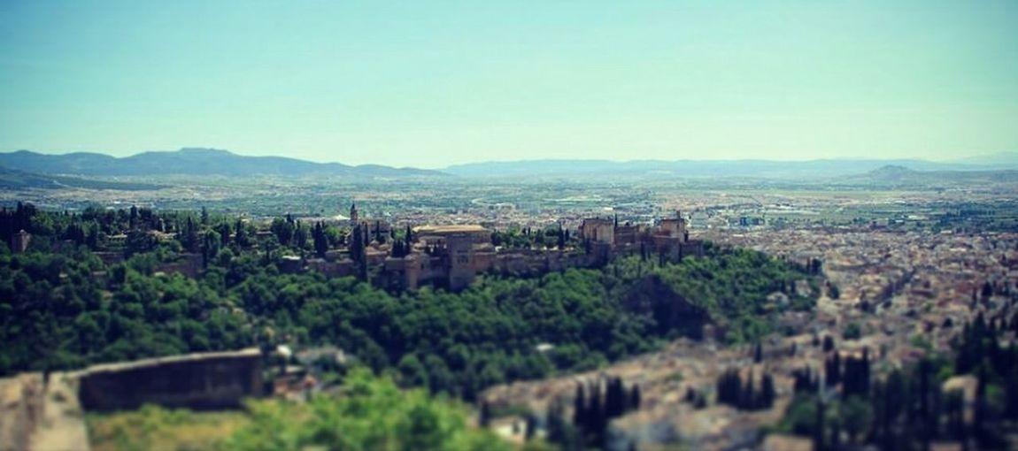 Espana-Spain Granada, Spain