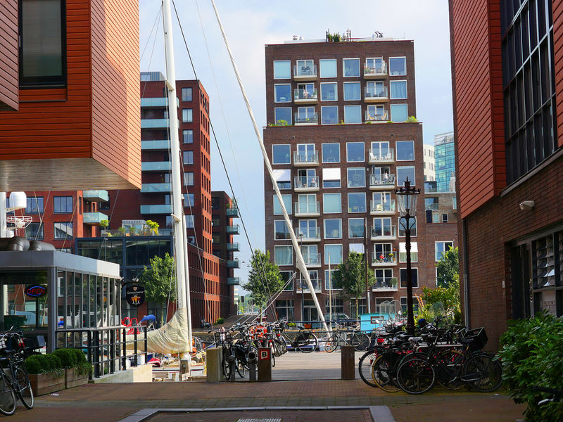 In the centre of the city Amsterdam Amsterdamthroughmycamera City City City Life No People Ship Ships