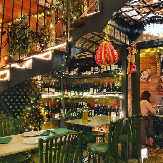 Indoors  Retail  Illuminated Store Food And Drink Night Men