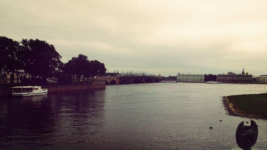 River Saint Petersburg