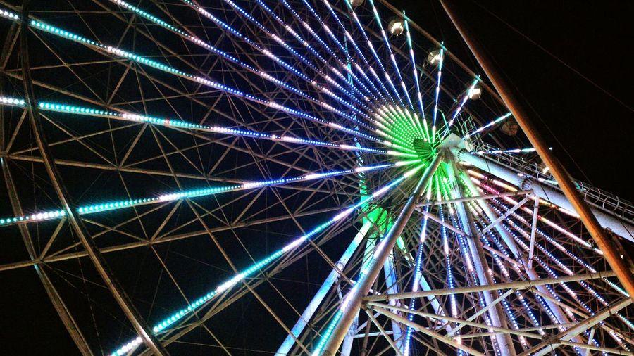 Skyeye by night