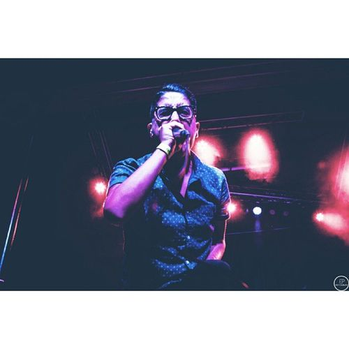 A shot of Rory last night - Dayseeker. Be ready for more of last night lol. #dayseeker #vocalist #screamer #invogue #santaana #rory #roryrodriguez #concert #photography #concertphotographer #canon #canonusers #potd #friend #chill #epphotography