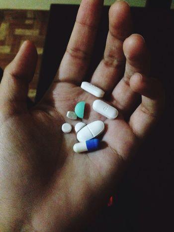 Pills Psycho Life Sickness