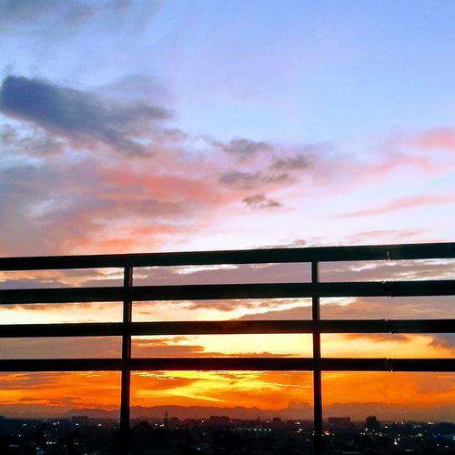 Bell@ Sunset