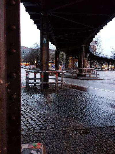 #berlin #street Bridge - Man Made Structure Architectural Column Architecture Built Structure Outdoors