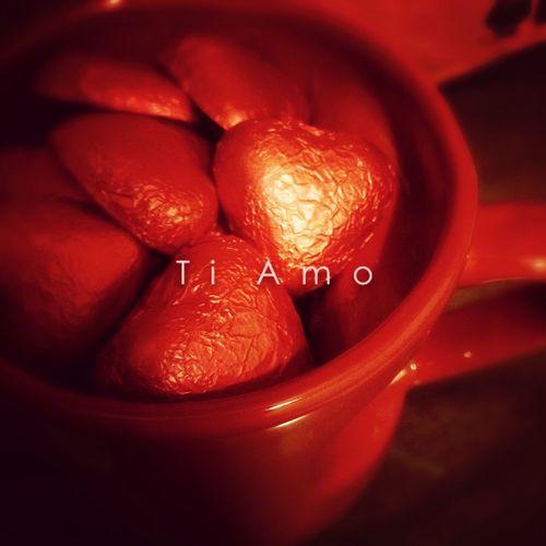 Grazie Di Esistere Amore GraziE for taking Good Care of Me :)  Tiamo Mylove Insieme Red
