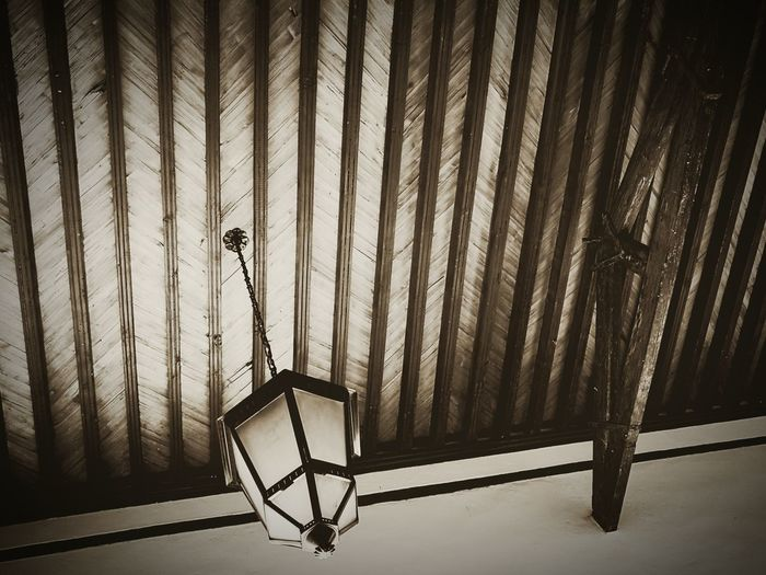 Pattern Indoors  No People Architecture Close-up Churches Cealing Lamp