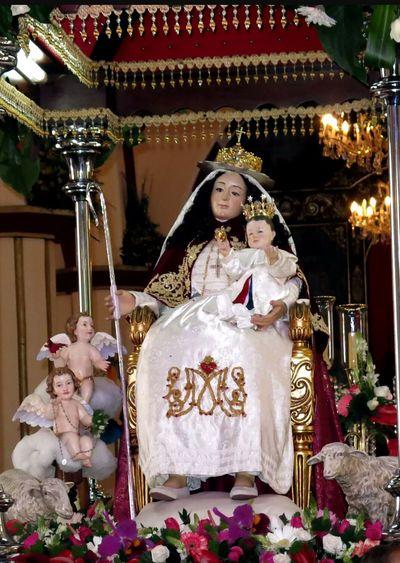 Hello World Taking Photos Enjoying Life Virgen Divina Pastora