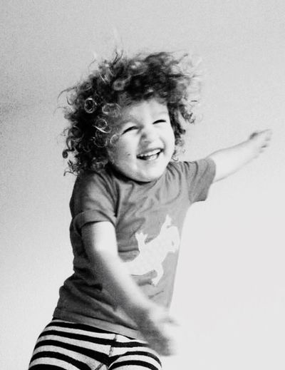 Everyday Joy Jumping See My Baby Happy Proud To Be His Mum